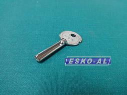 Surowy klucz krzyżowy do zamka baskwilowego